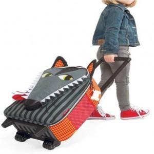 valise enfant des bagages rigolos pour enfants. Black Bedroom Furniture Sets. Home Design Ideas